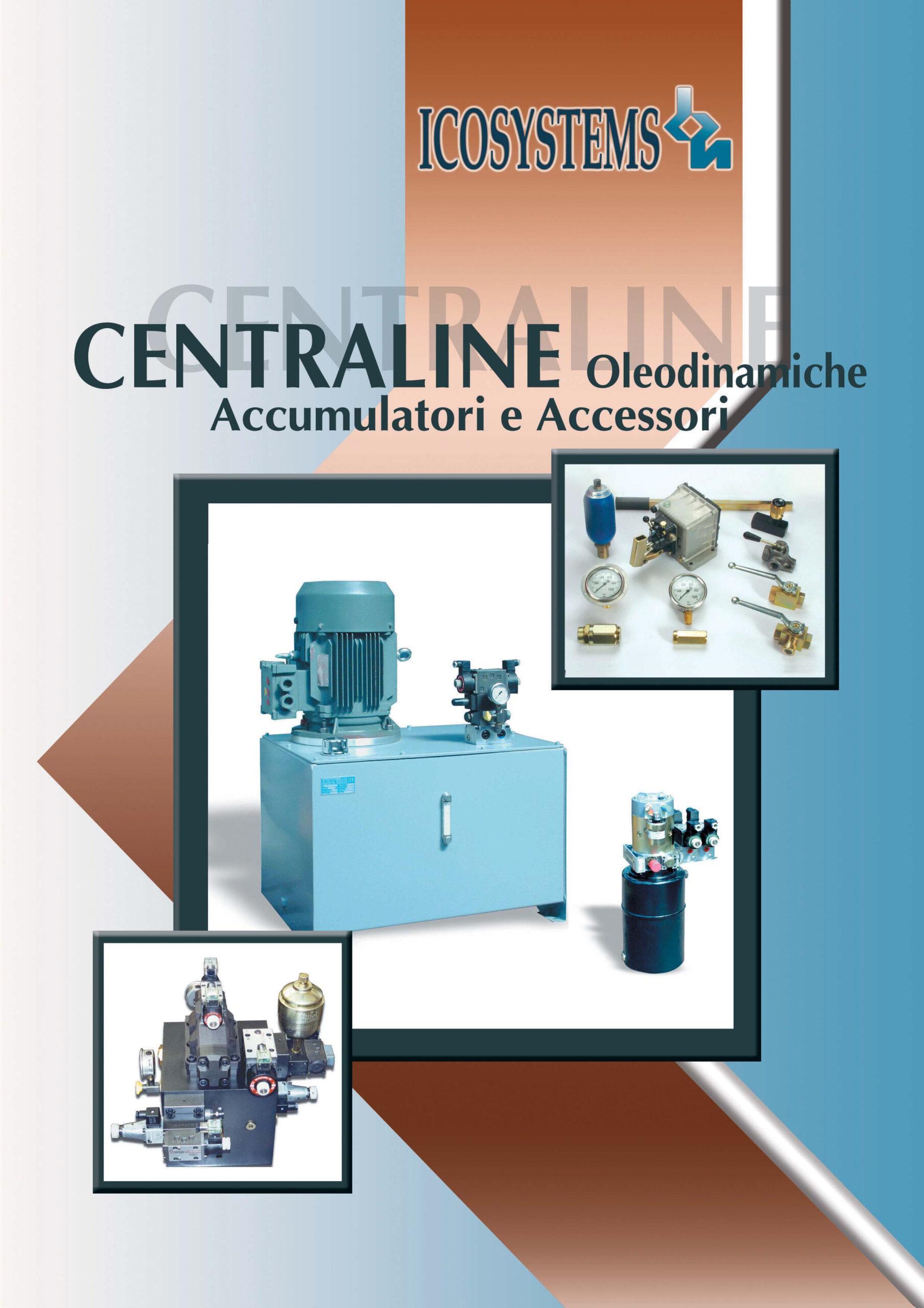 centrali oleodinamiche icosystems