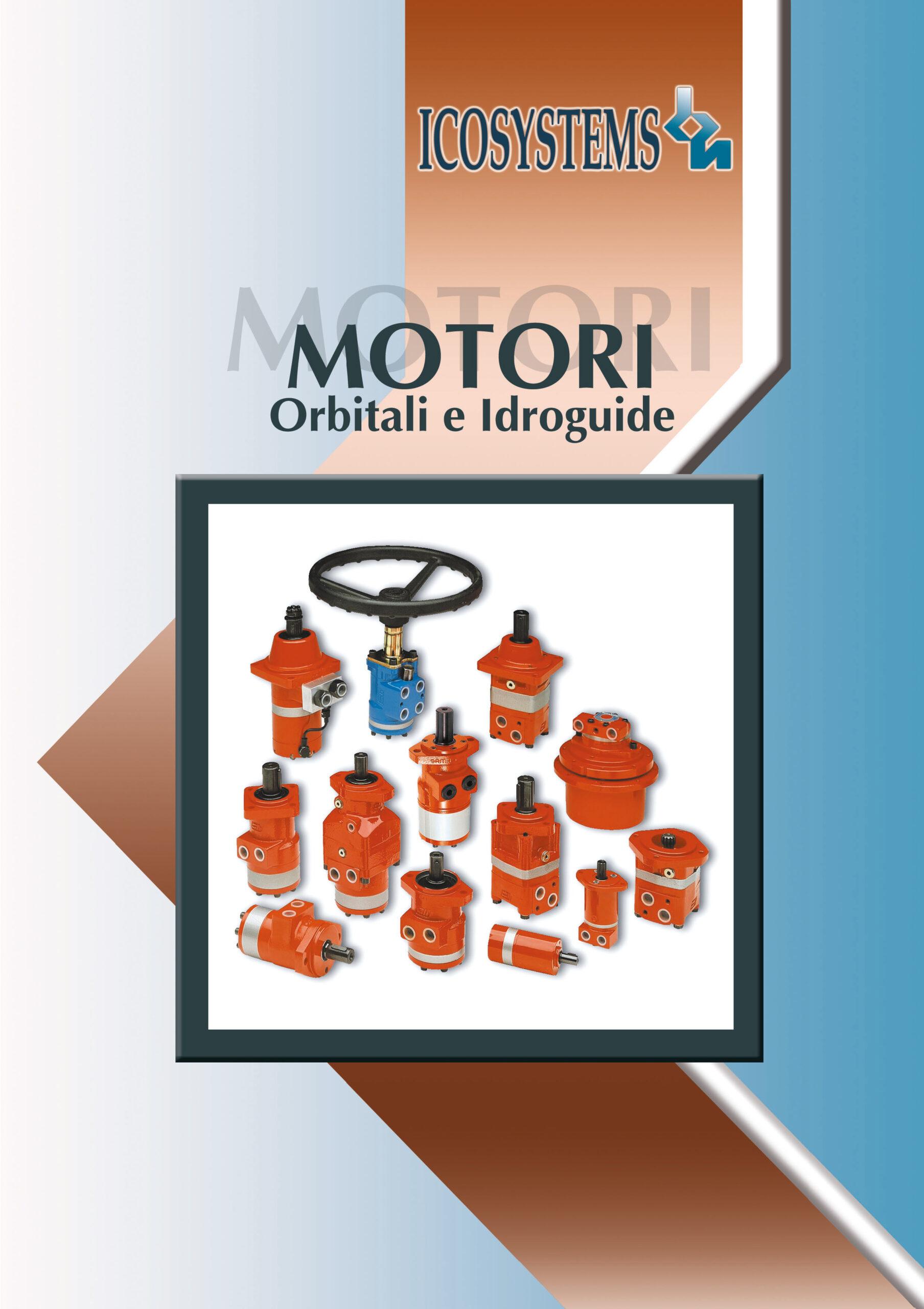 motori idraulici icosystems