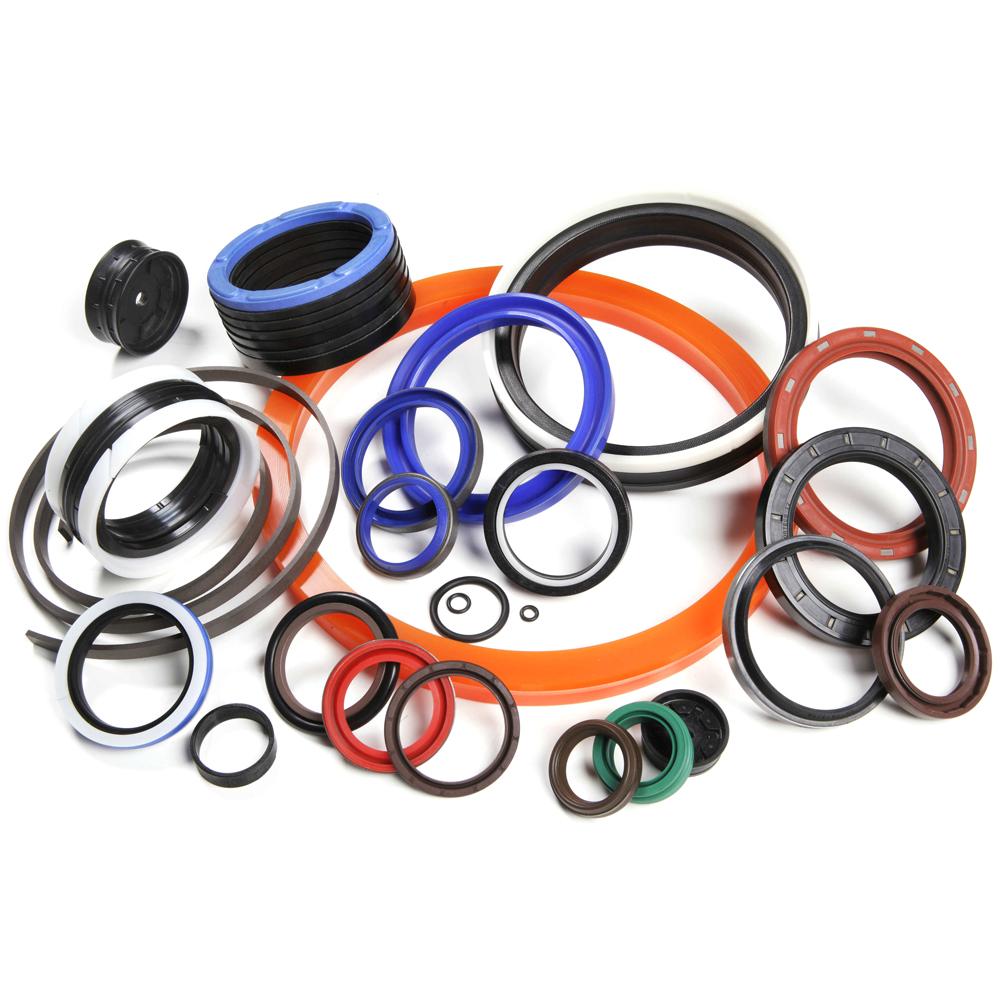 sistemi di tenuta e guarnizioni per cilindri oleodinamici e pneumatici
