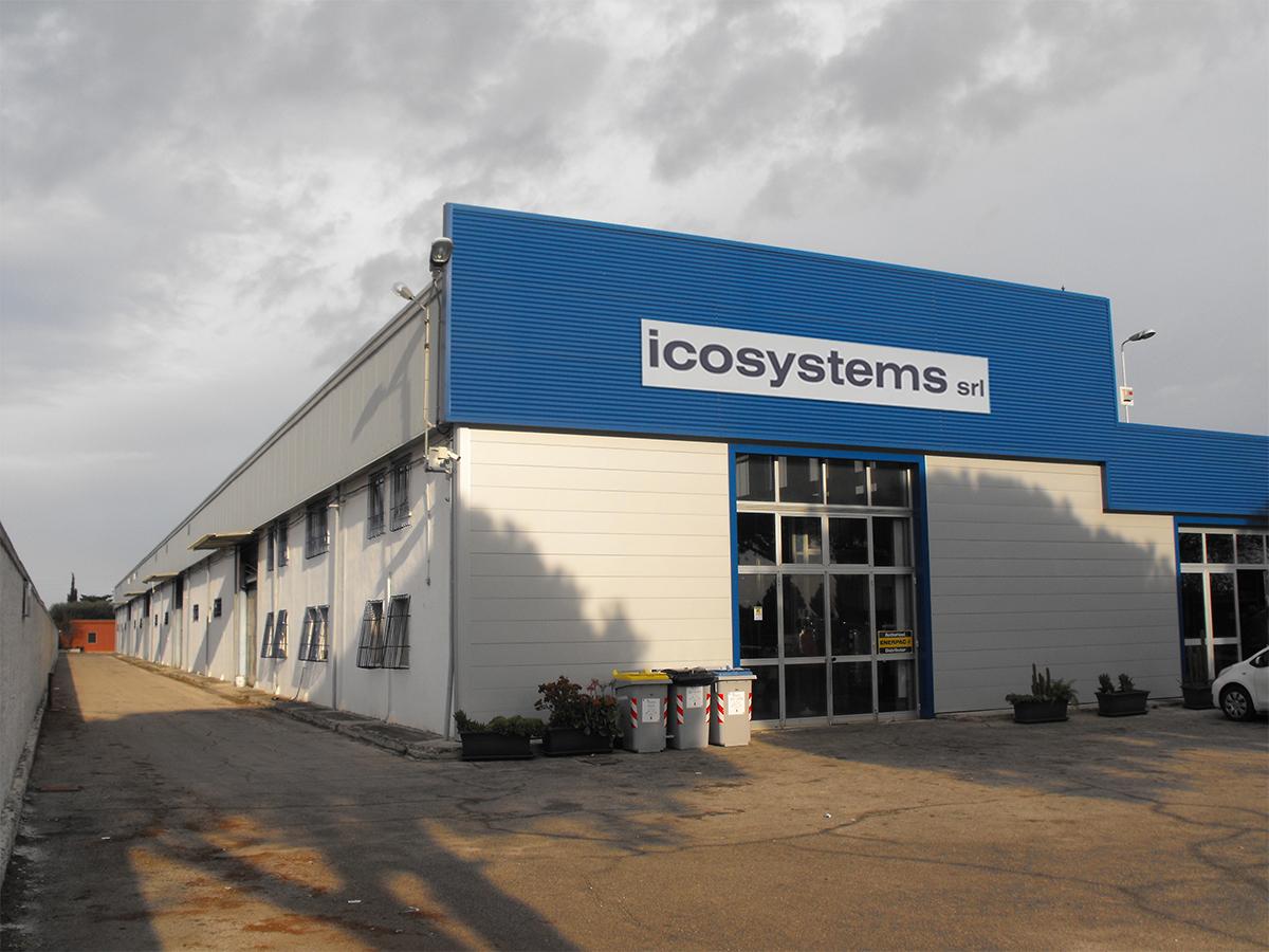 icosystems modugno bari oleodinamica