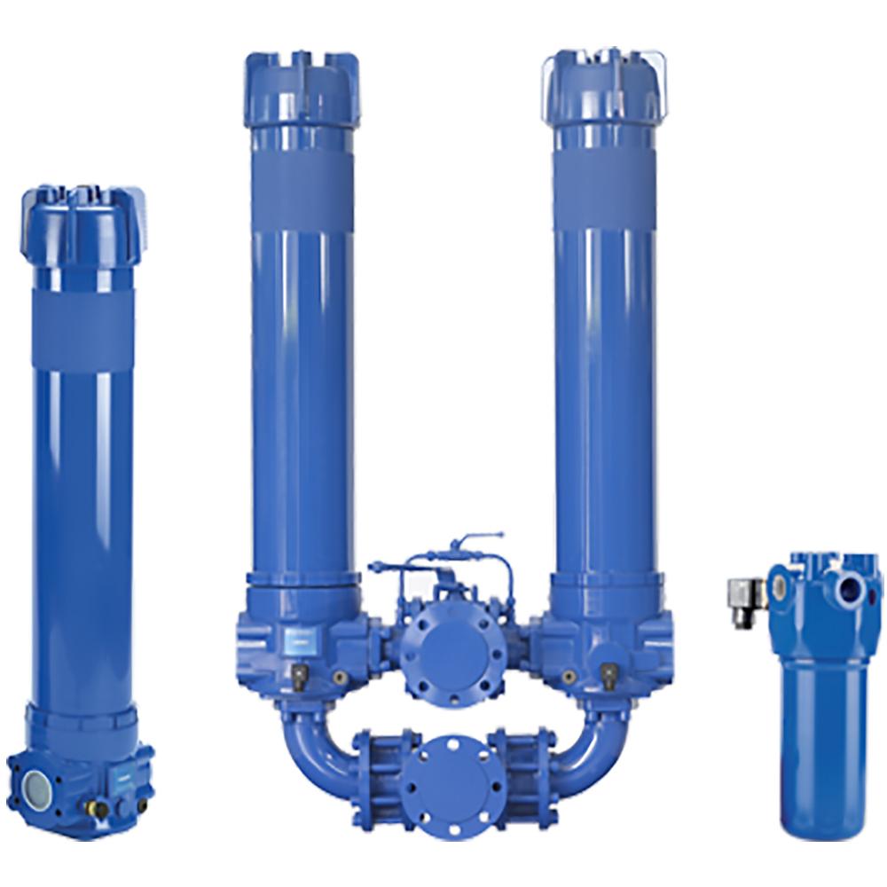 filtri a bassa e media pressione
