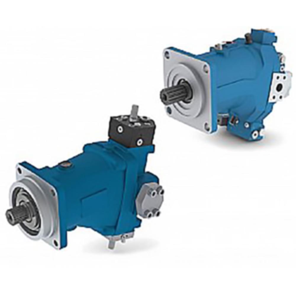 Motori a pistoni assiali a -cilindrata variabile