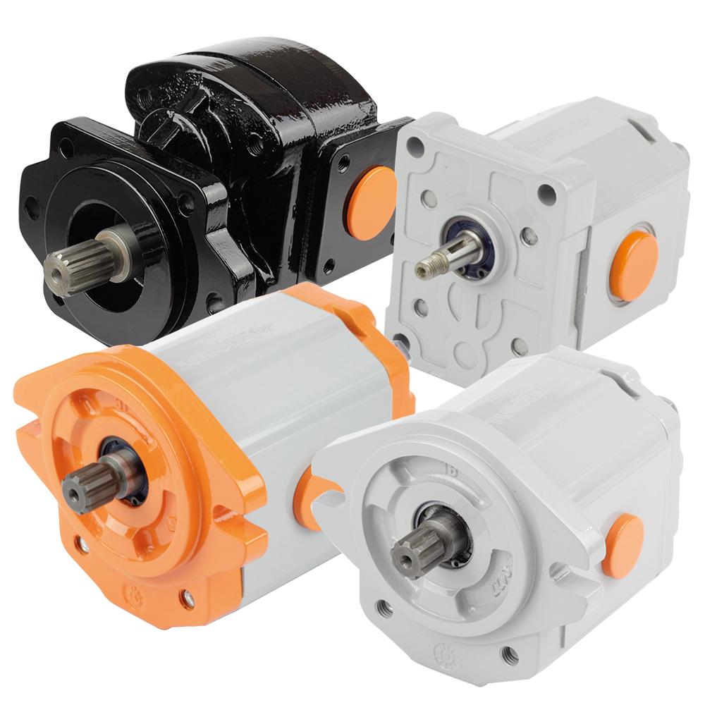pompe e motori ad ingranaggi