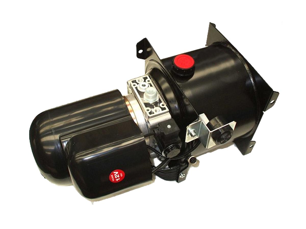 mini centralina per comando cilindro semplice effetto