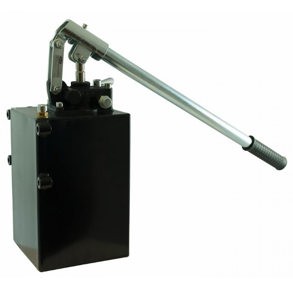 pompa manuale serbatoio in ferro