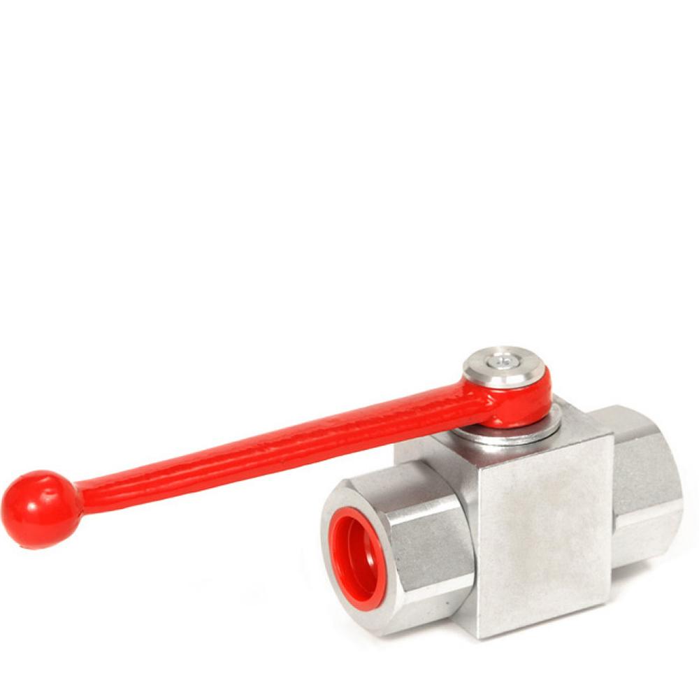rubinetto deviatore acciaio 2 vie